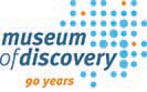 Museum of Discovery logo