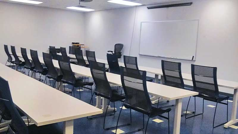 Educational Classroom Room 118