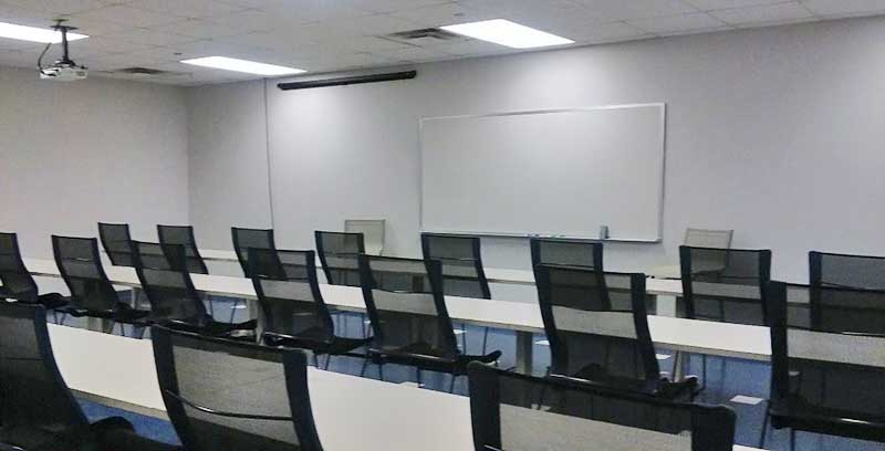 Educational Classroom Room 209