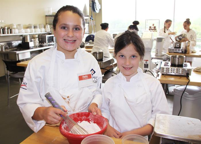 UA-PTC Youth Chefs Culinary Camp