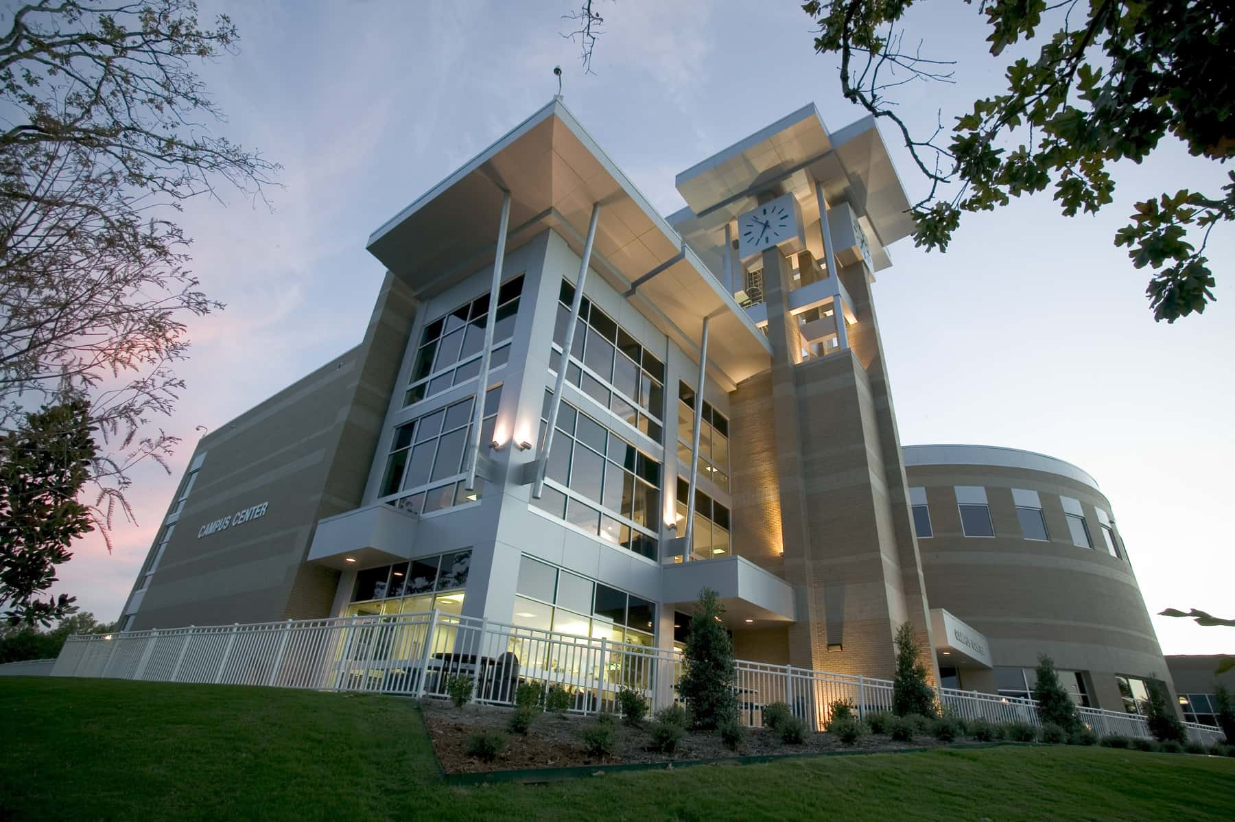 UA-PTC Campus Center Building