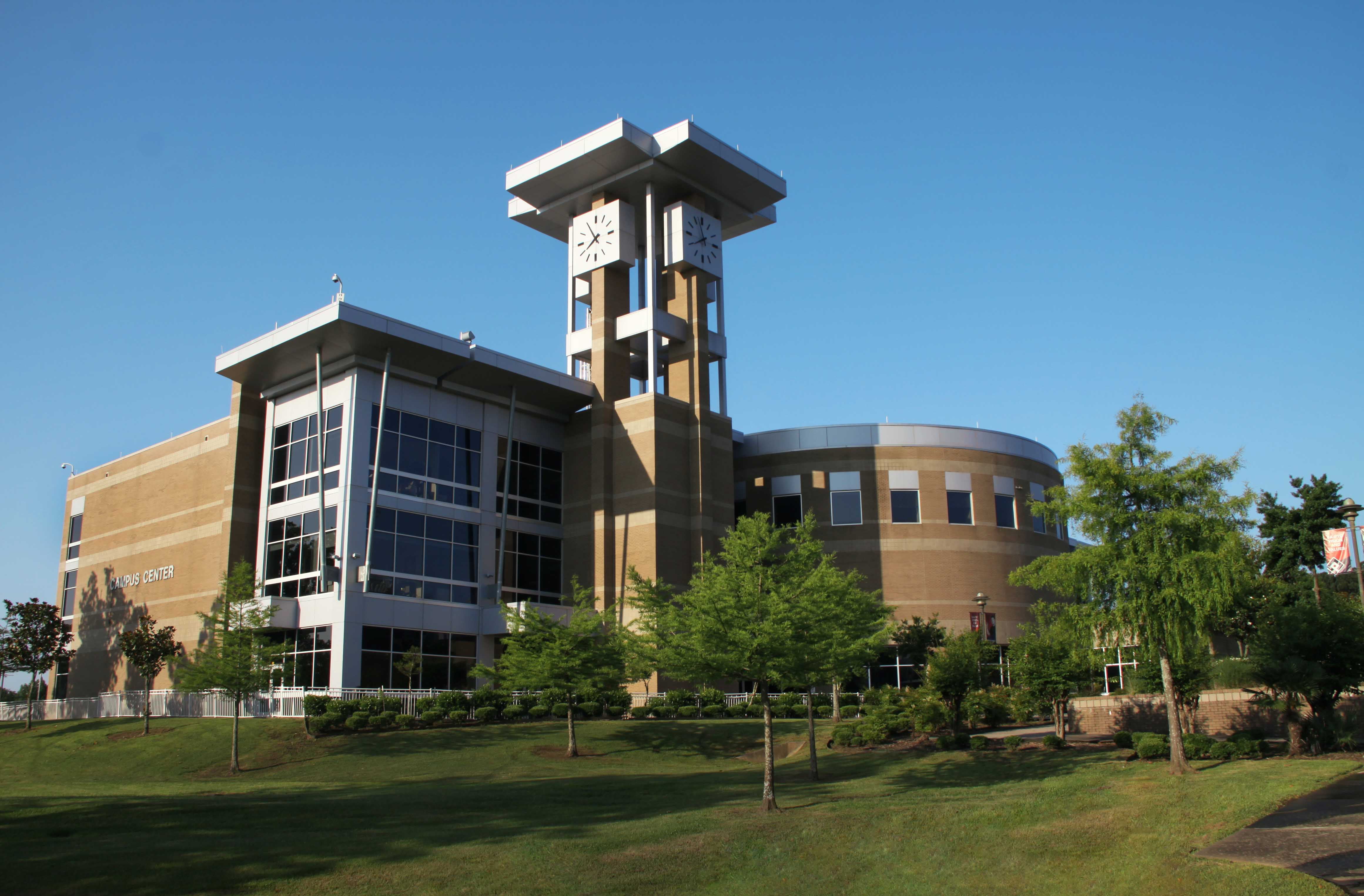 UA - Pulaski Tech Campus Center
