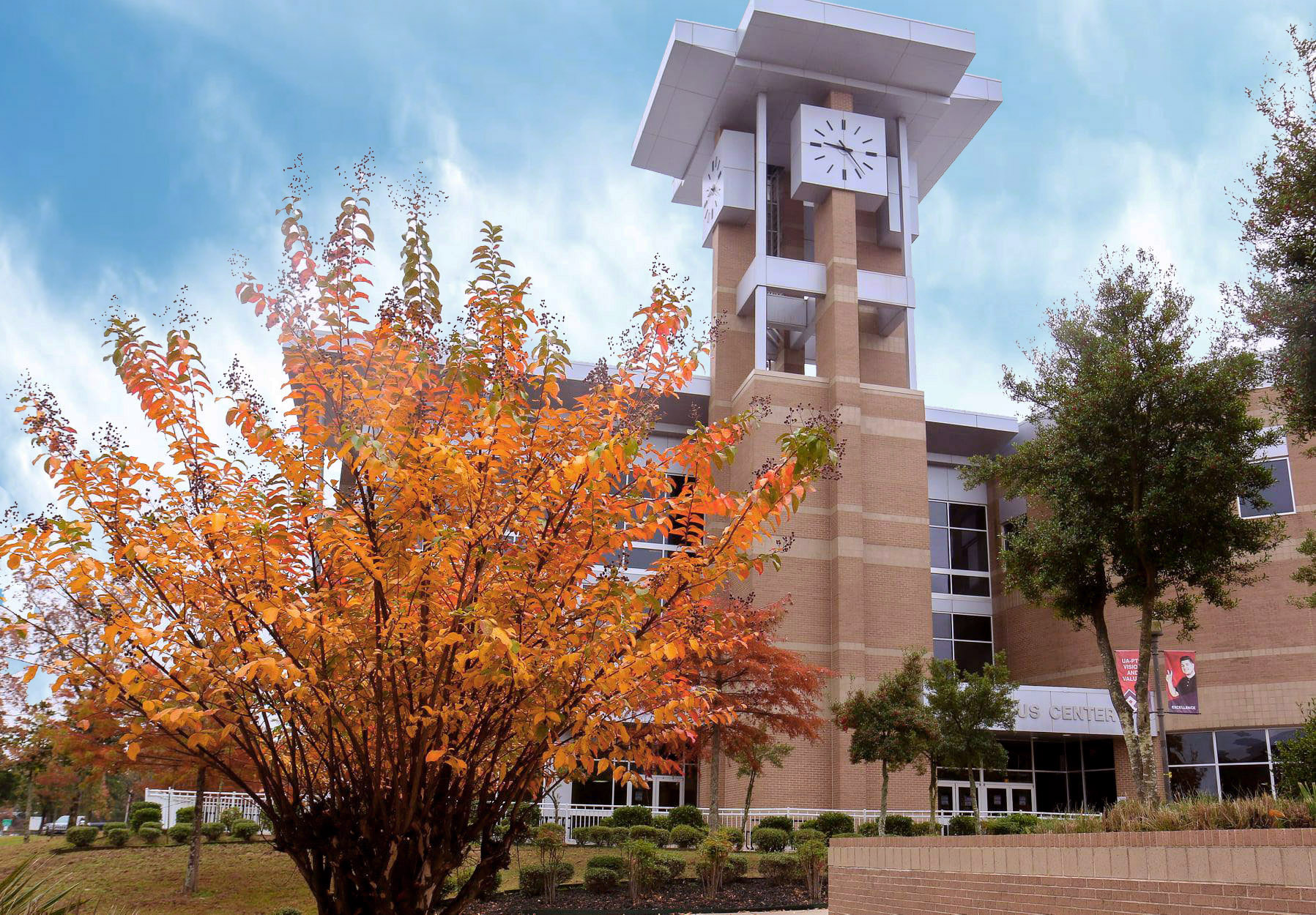 UA-PTC Campus Center