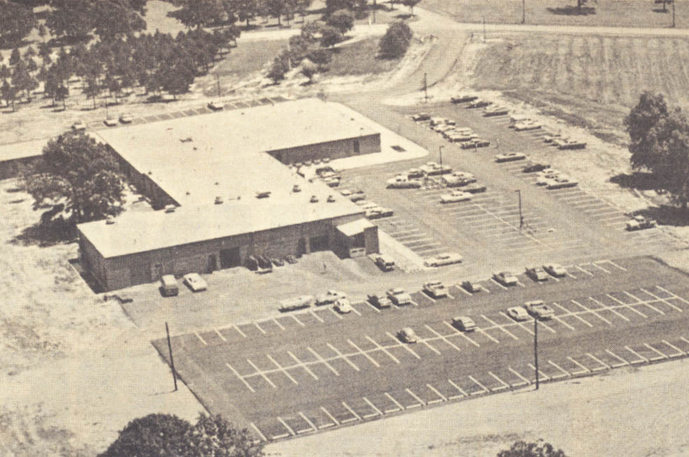 1976 - Main UA-PTC Campus