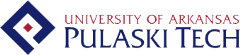 University of Arkansas Pulaski Technical College Logo