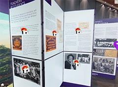 Virtual Dunbar High School Traveling Exhibit
