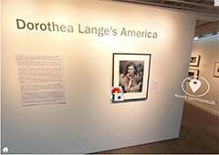 Dorothea Lange's America VR Exhibit