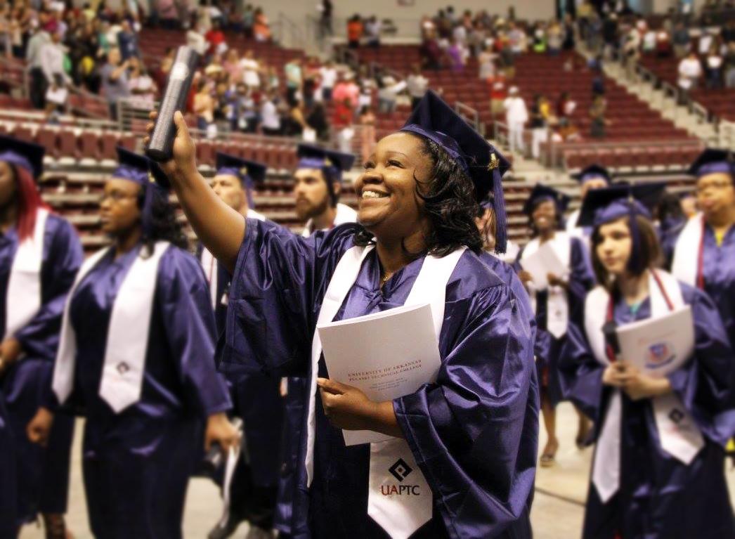 UA-PTC Graduate