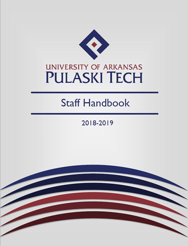 2019-2019 UA-PTC Staff Handbook