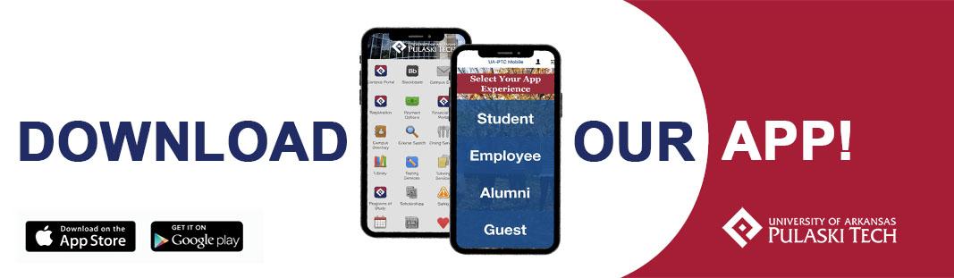 Download the FREE UA-PTC mobile app