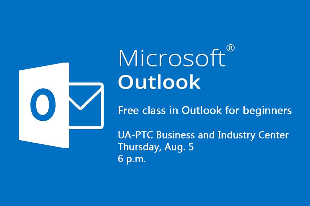 Business and Industry Center to offer free Outlook course for beginners