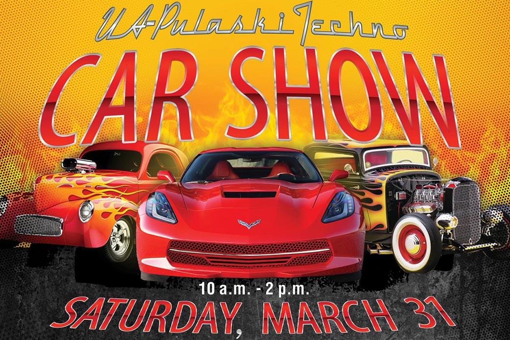 UA - Pulaski Tech Car Show set for March 31