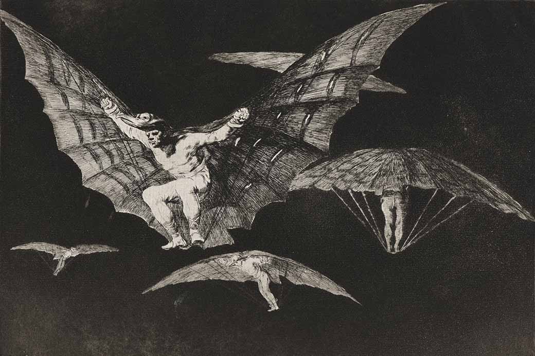 CHARTS to present Fear and Folly Goya and Castellon exhibit