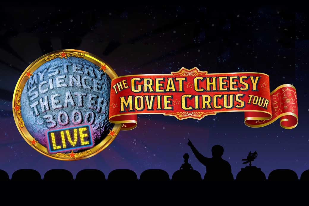 CHARTS welcomes Mystery Science Theater 3000 Live