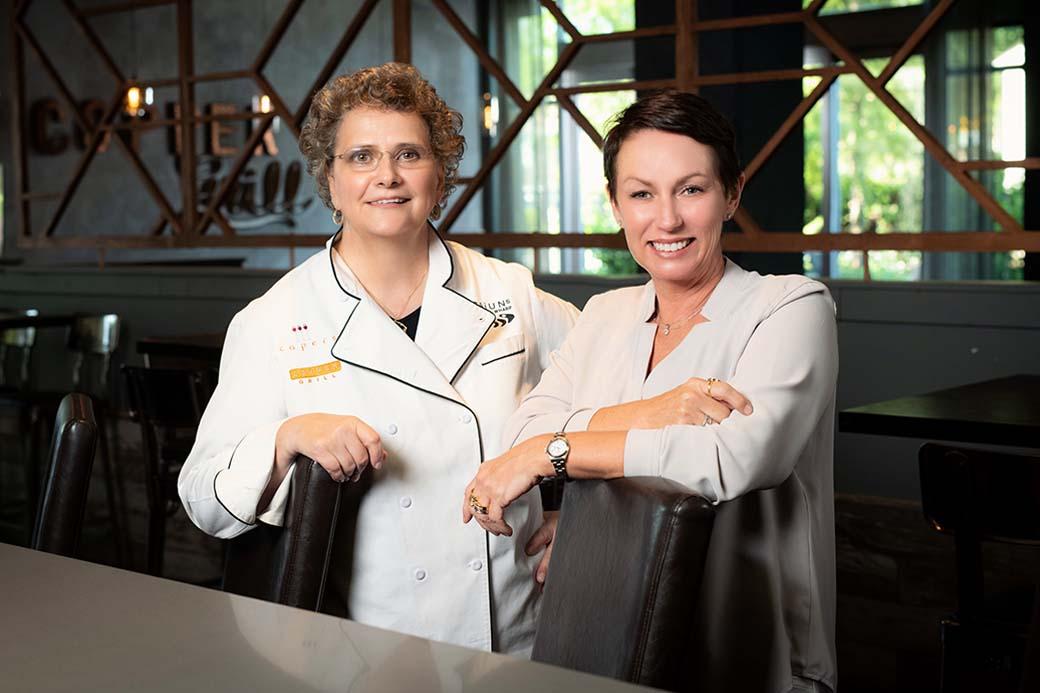 Ringgold, Hambuchen pair to co-chair Diamond Chef Arkansas 2020