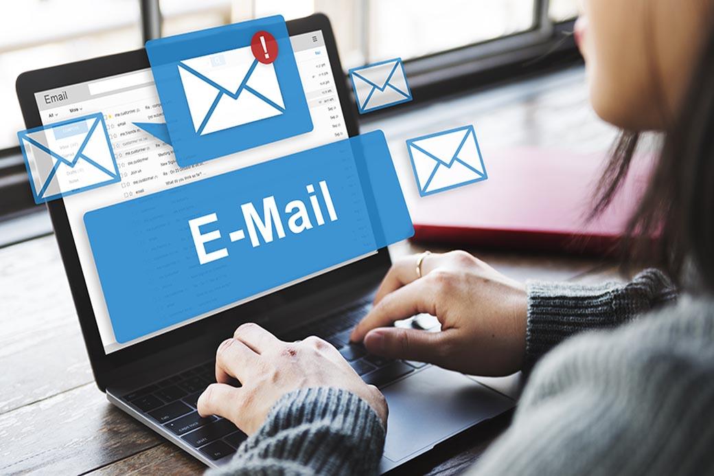 E-mail Update