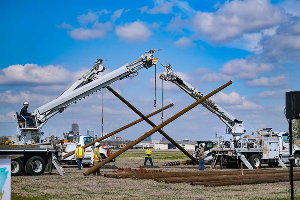 Energy Consortium breaks ground on training center at BIC