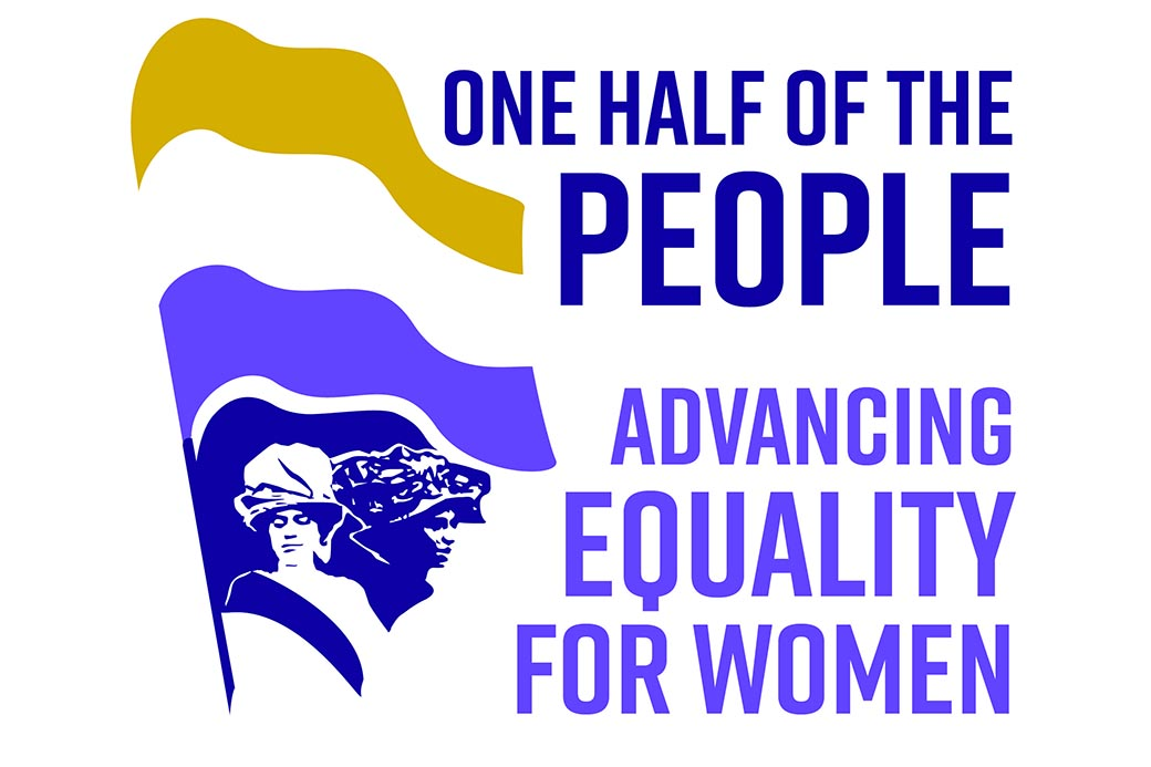 One Half of the People: Advancing Equality for Women