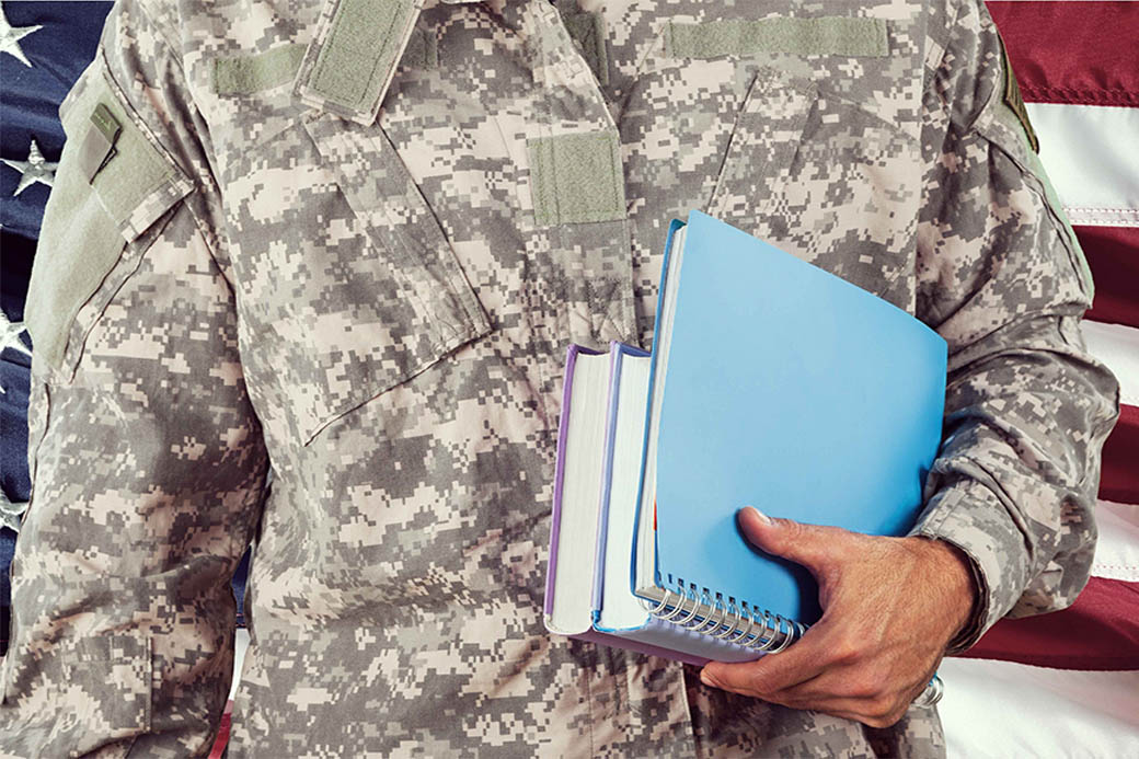 Starting here helps veterans go further