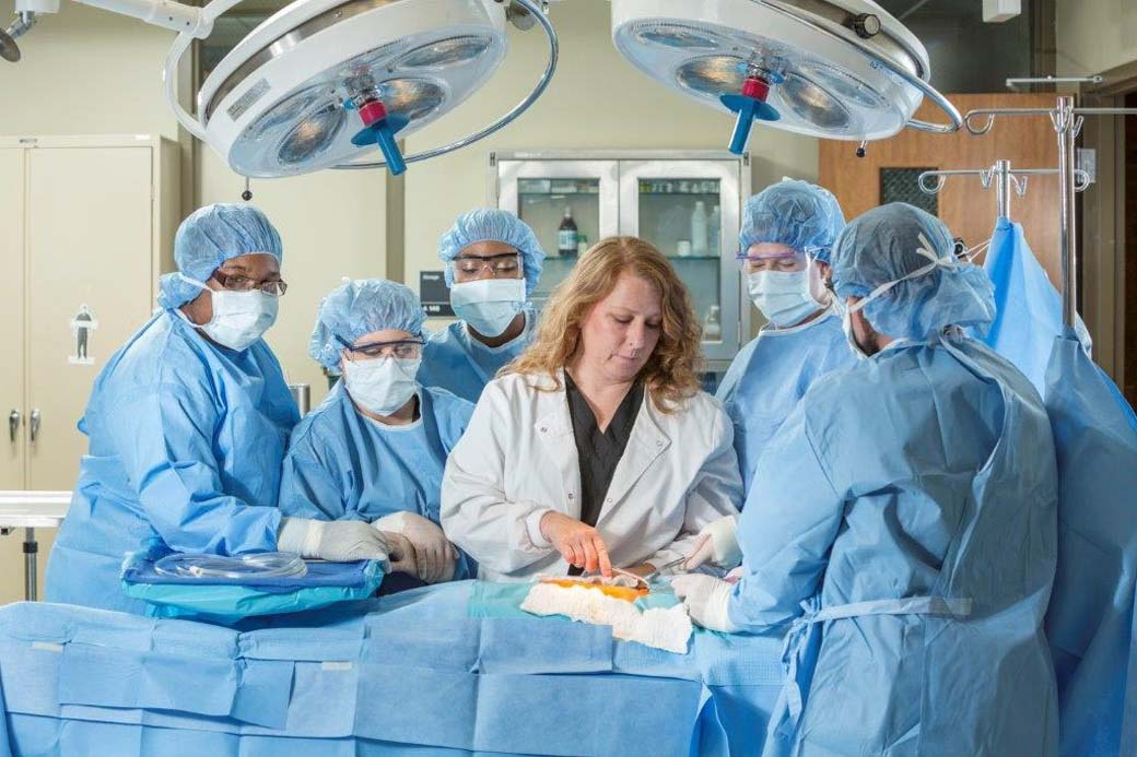 Surgical Tech program granted CAAHEP accreditation