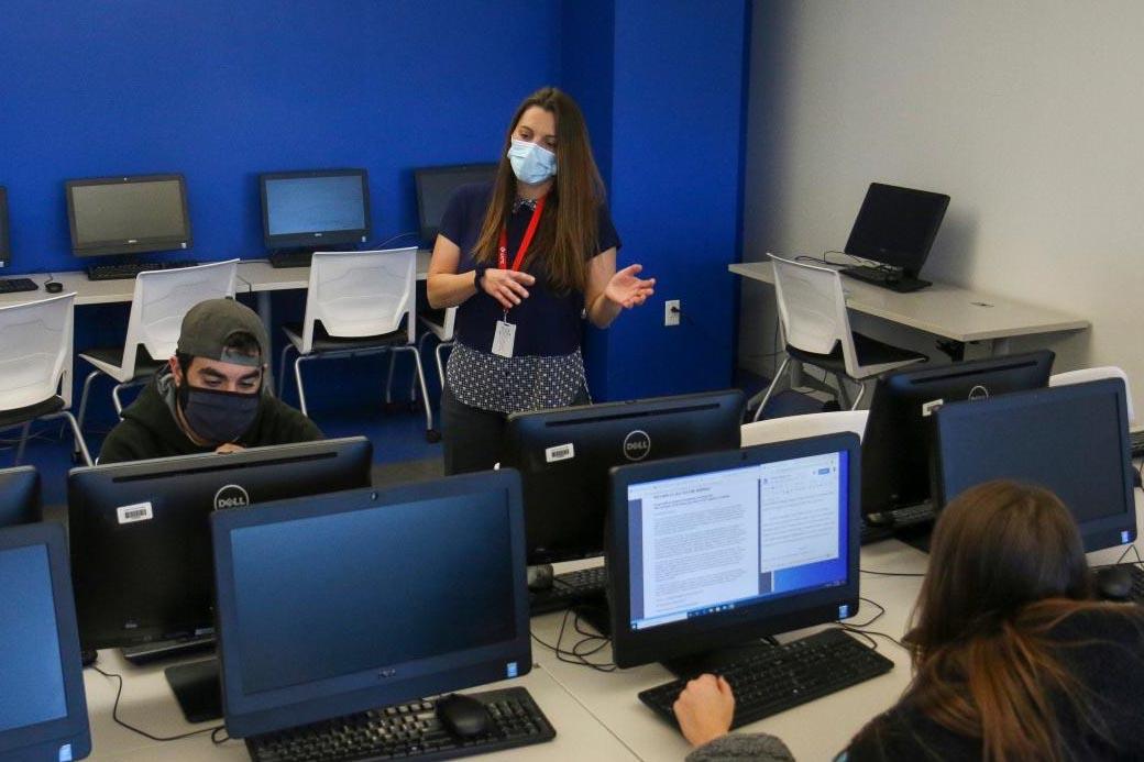 "UA - Pulaski Tech pivots to ""Flex Finish"" until semester's end"
