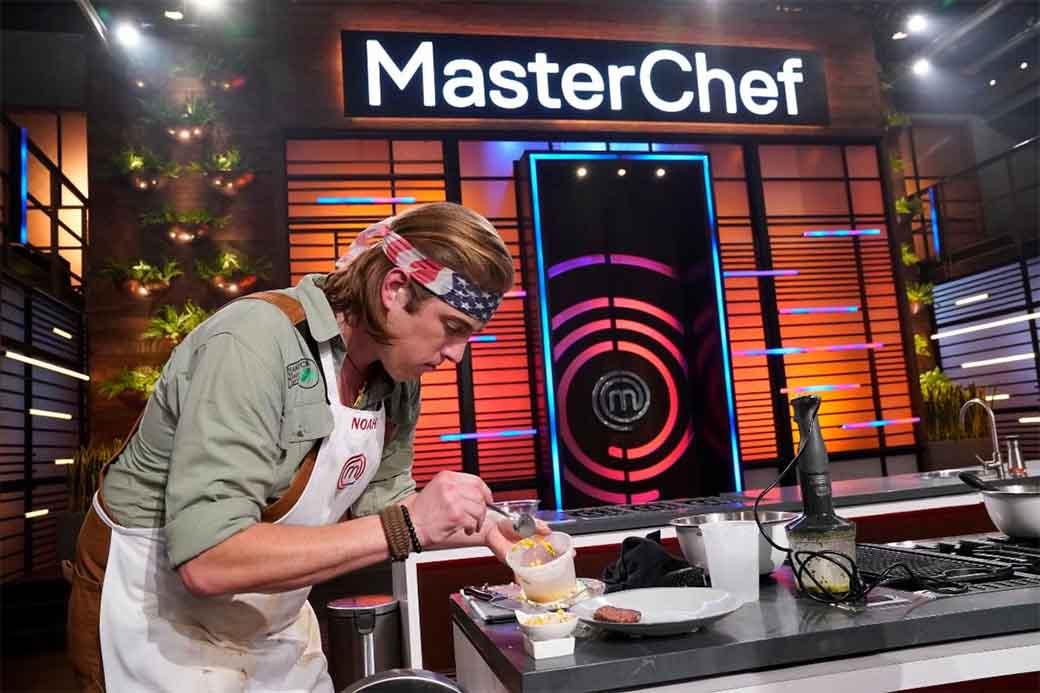 UA-PTC CHARTS welcomes MasterChef Live - Oct. 30