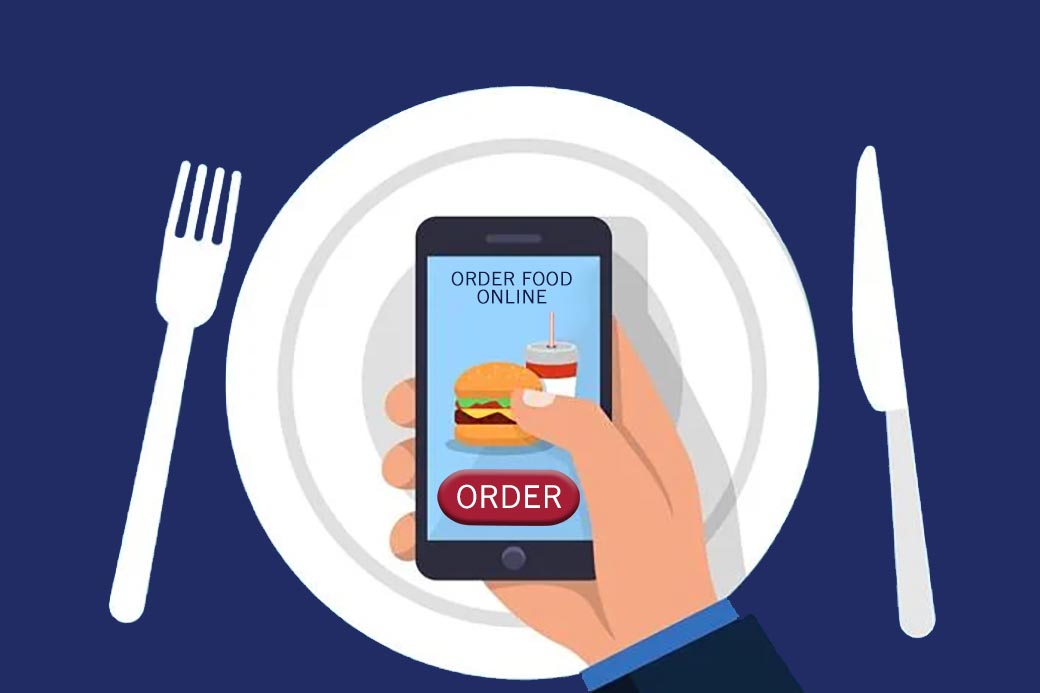 Online food ordering is now available at UA-PTC