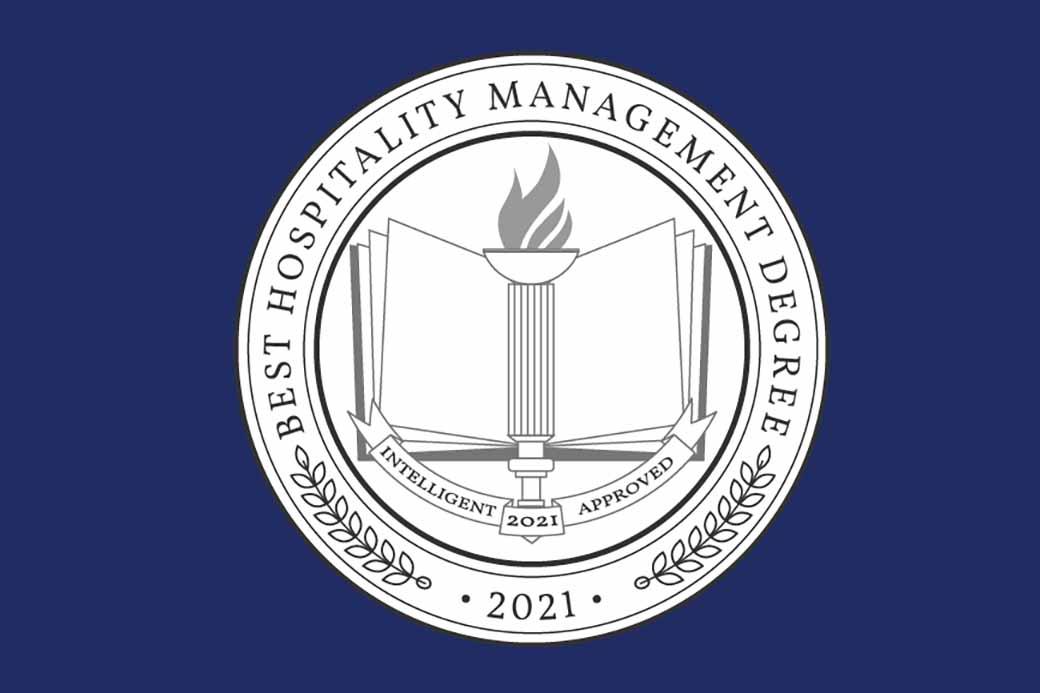 UA-PTC Ranks Among the Top Online Hospitality Management Degree Programs