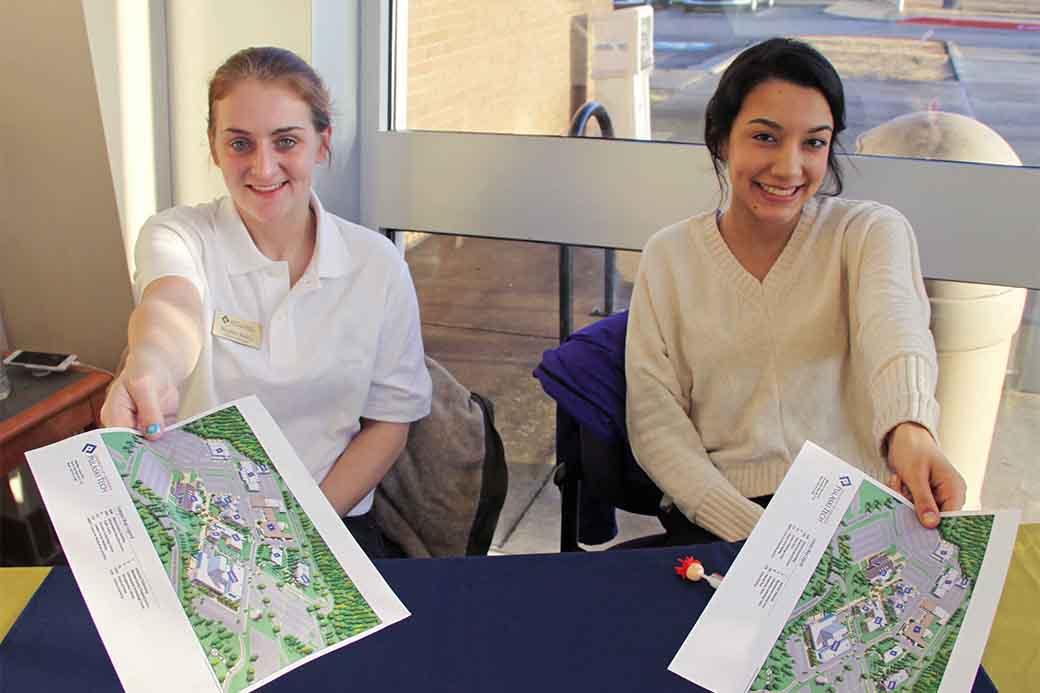 UA-PTC Student Ambassador Program