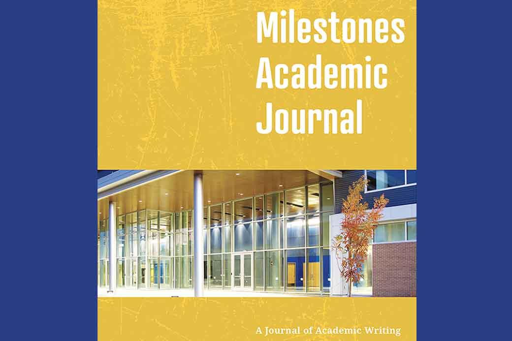 UA-PTC student literary journal published