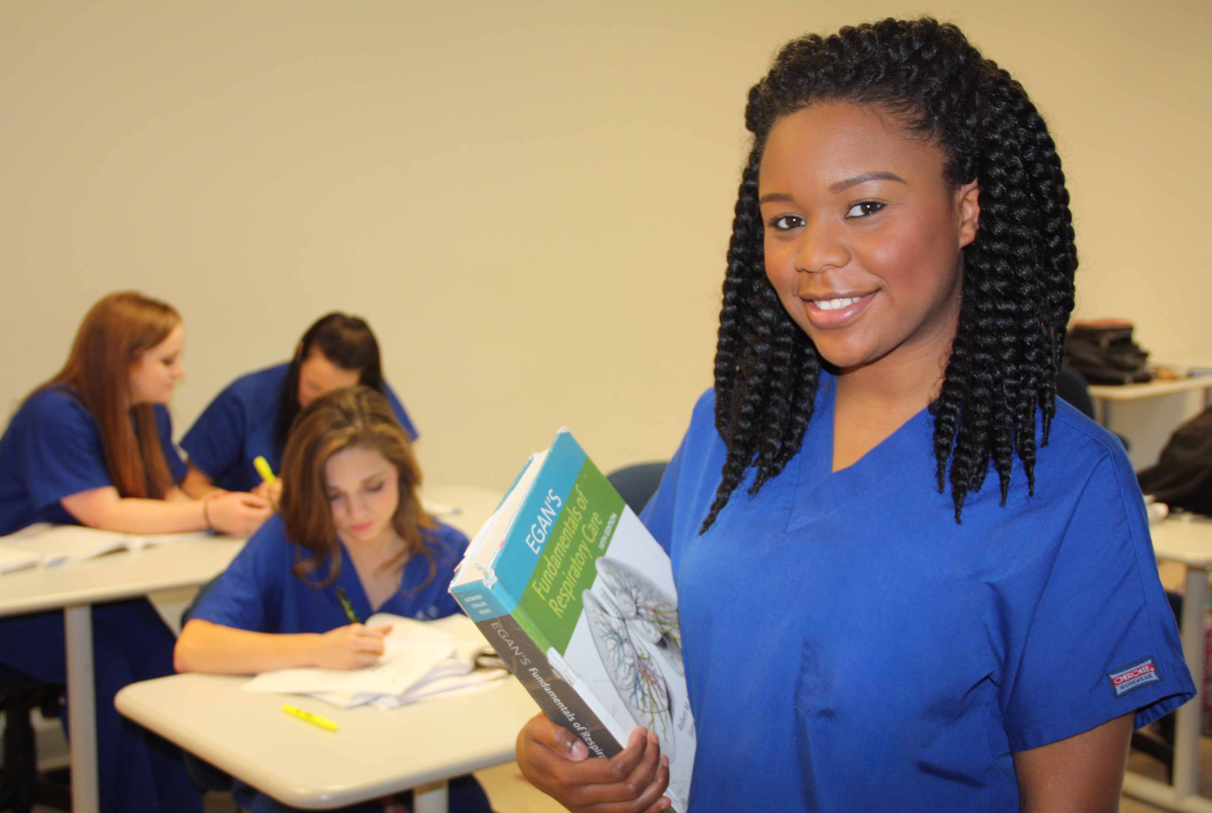 UA-PTC Allied Health Student