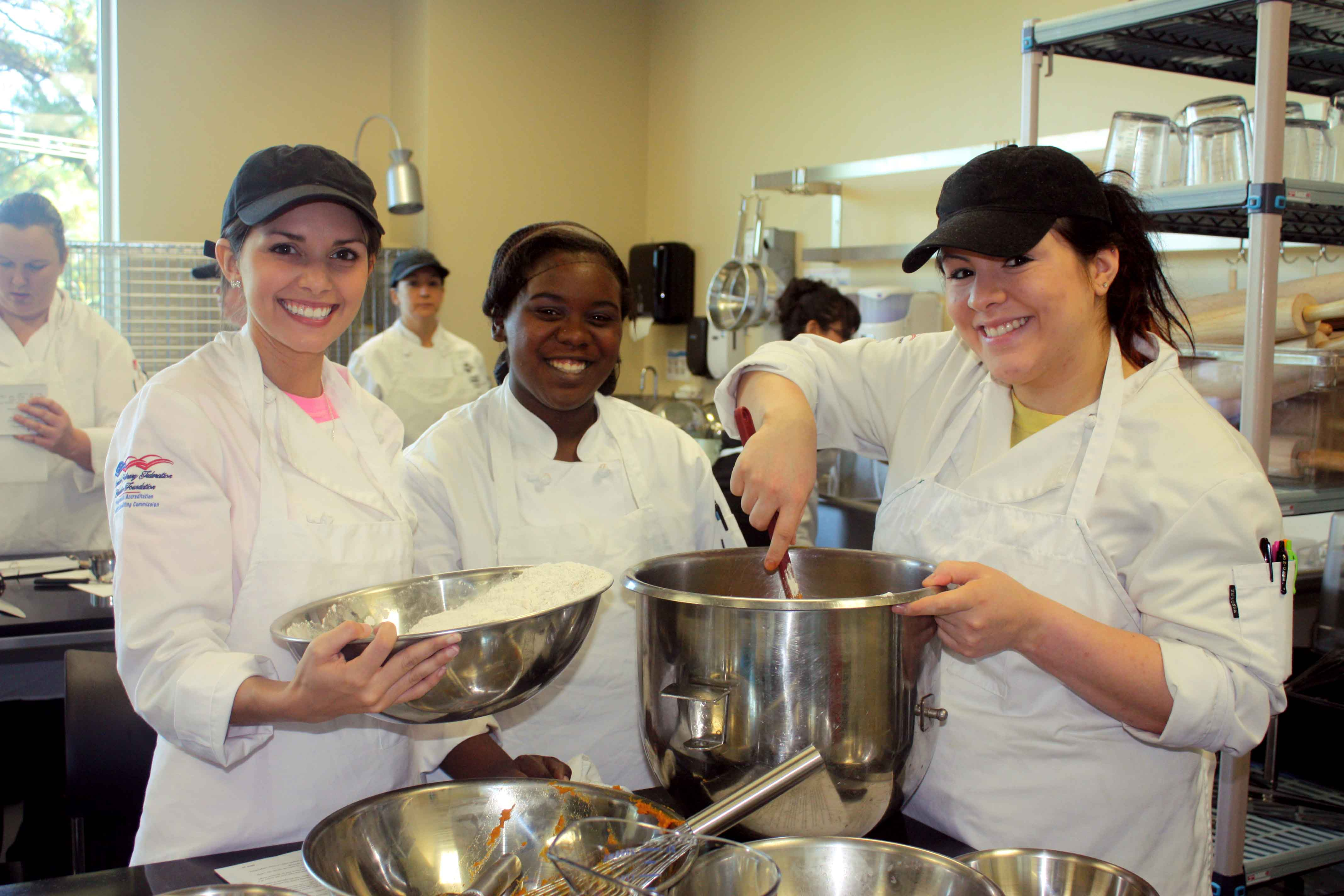 UA-PTC Culinary Students