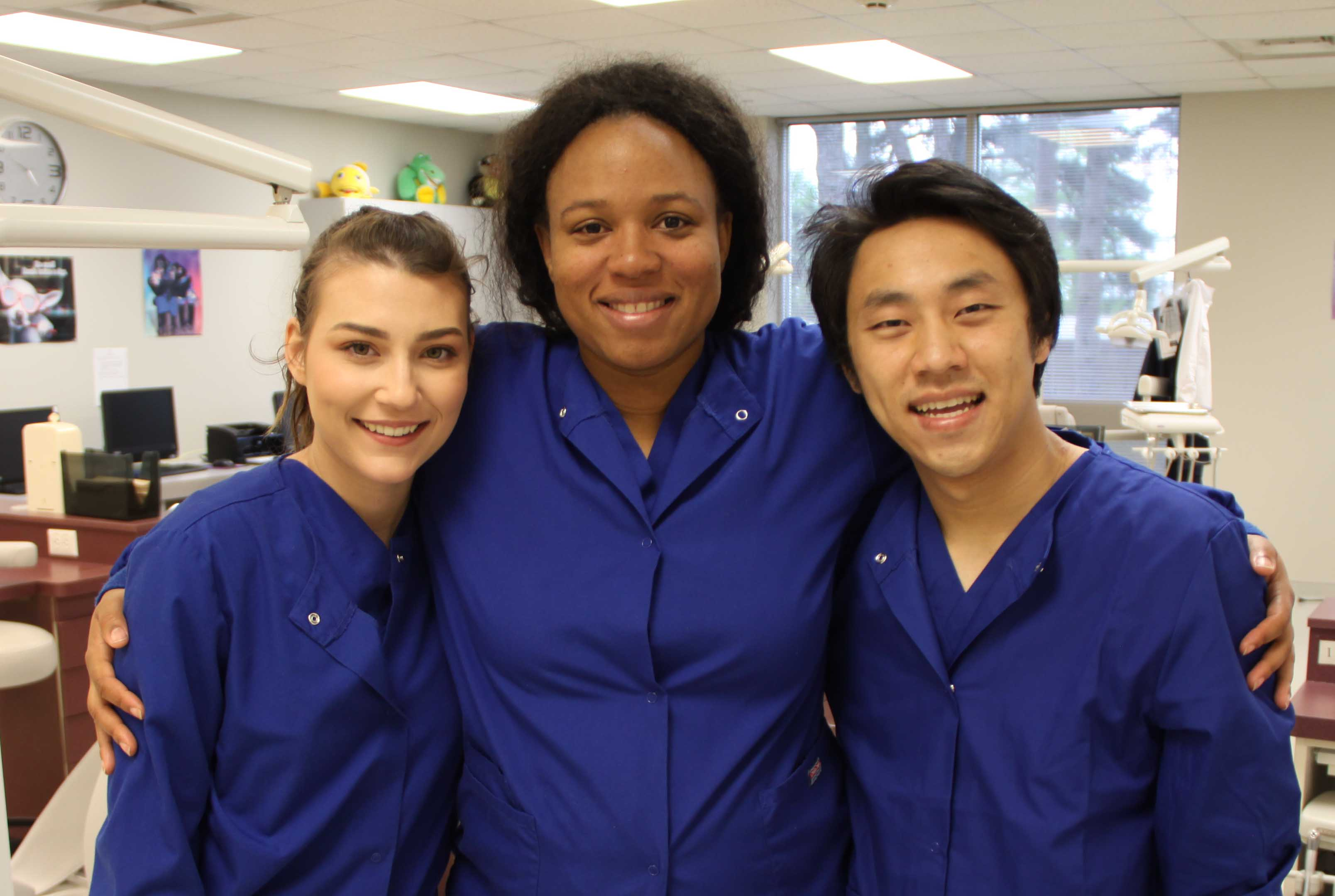 Dental Assisting Students