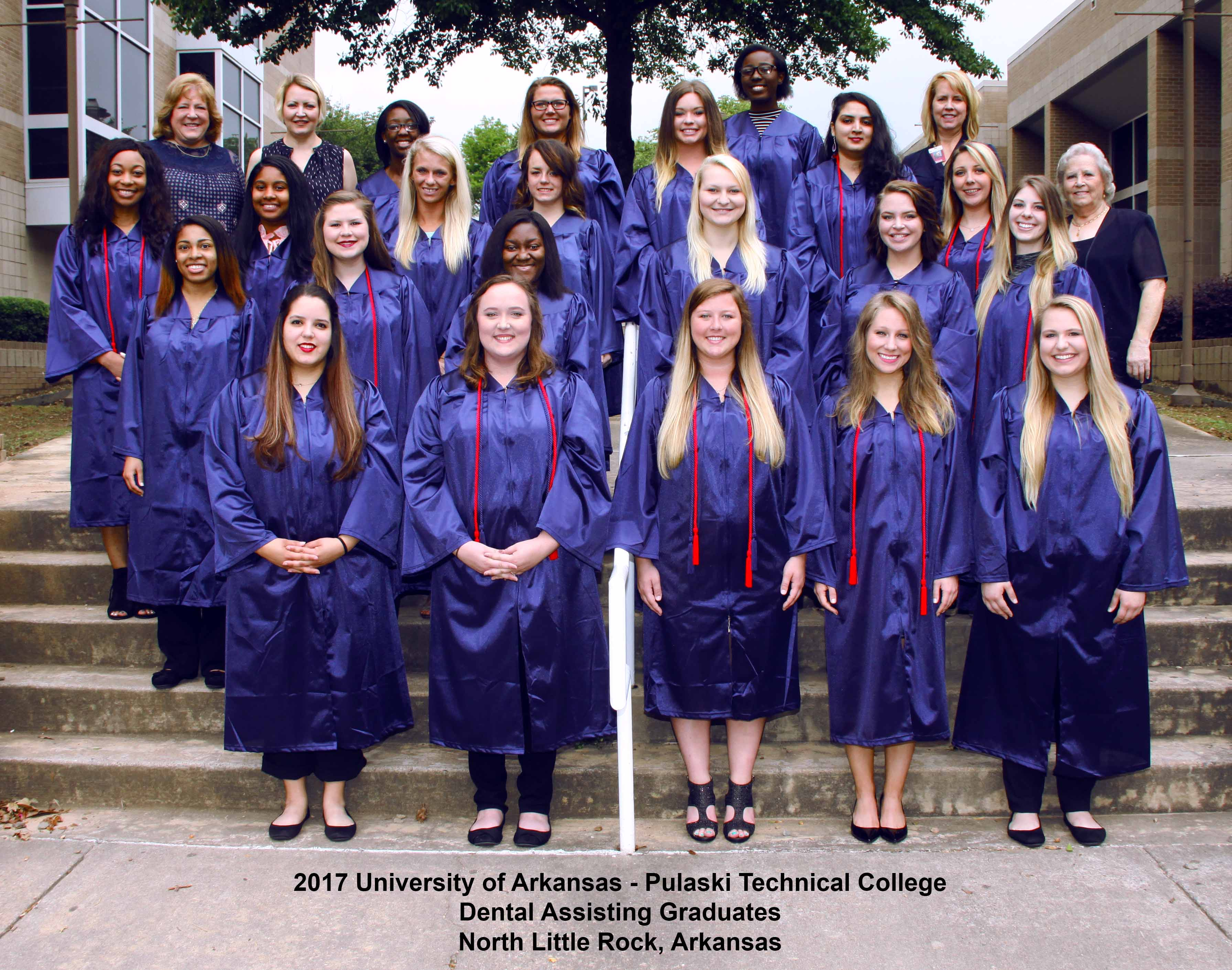 Dental Assisting Graduates