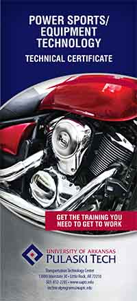 Power Sports Technology Brochure