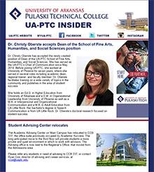 UA-PTC Insider