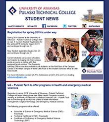 UA-PTC Student News