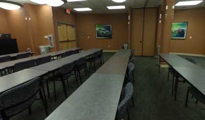 Little Rock-South, Crain Community Room