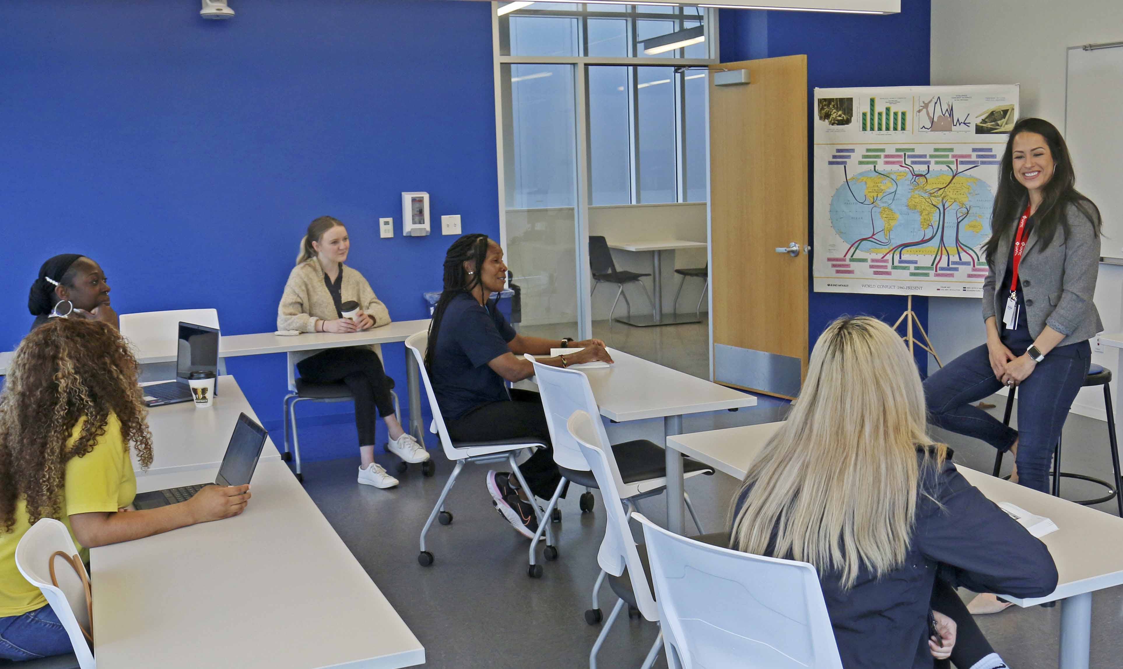 Academics at UA-PTC