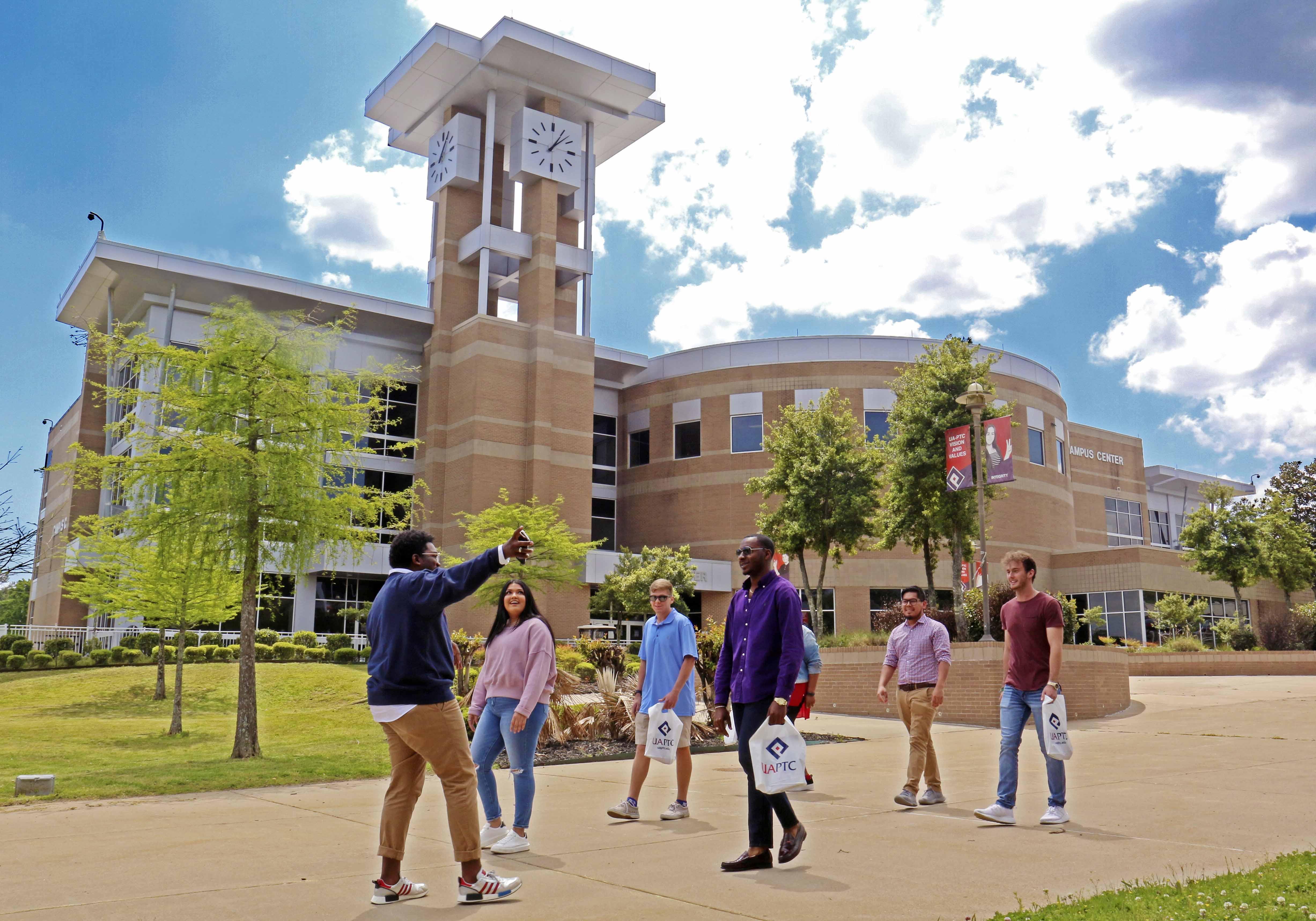 Schedule a tour at UA-PTC