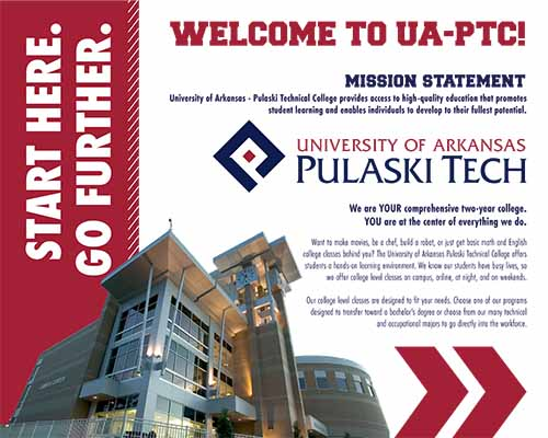 UA-PTC Virtual Admissions View Book