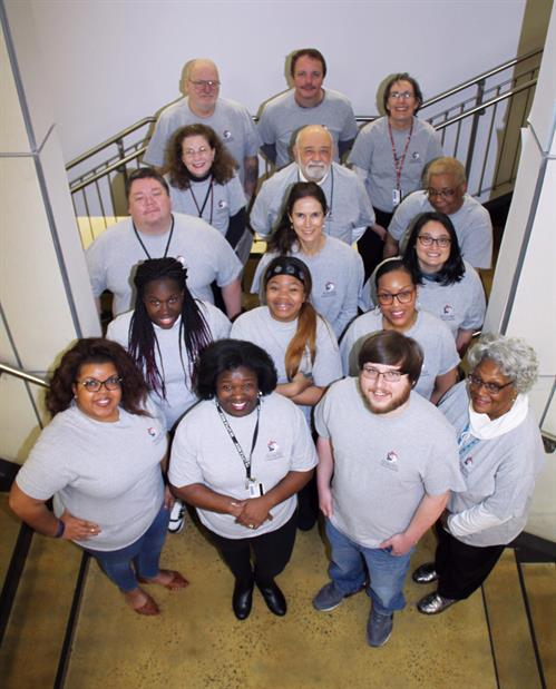 Learning Assistance Center Tutoring Staff