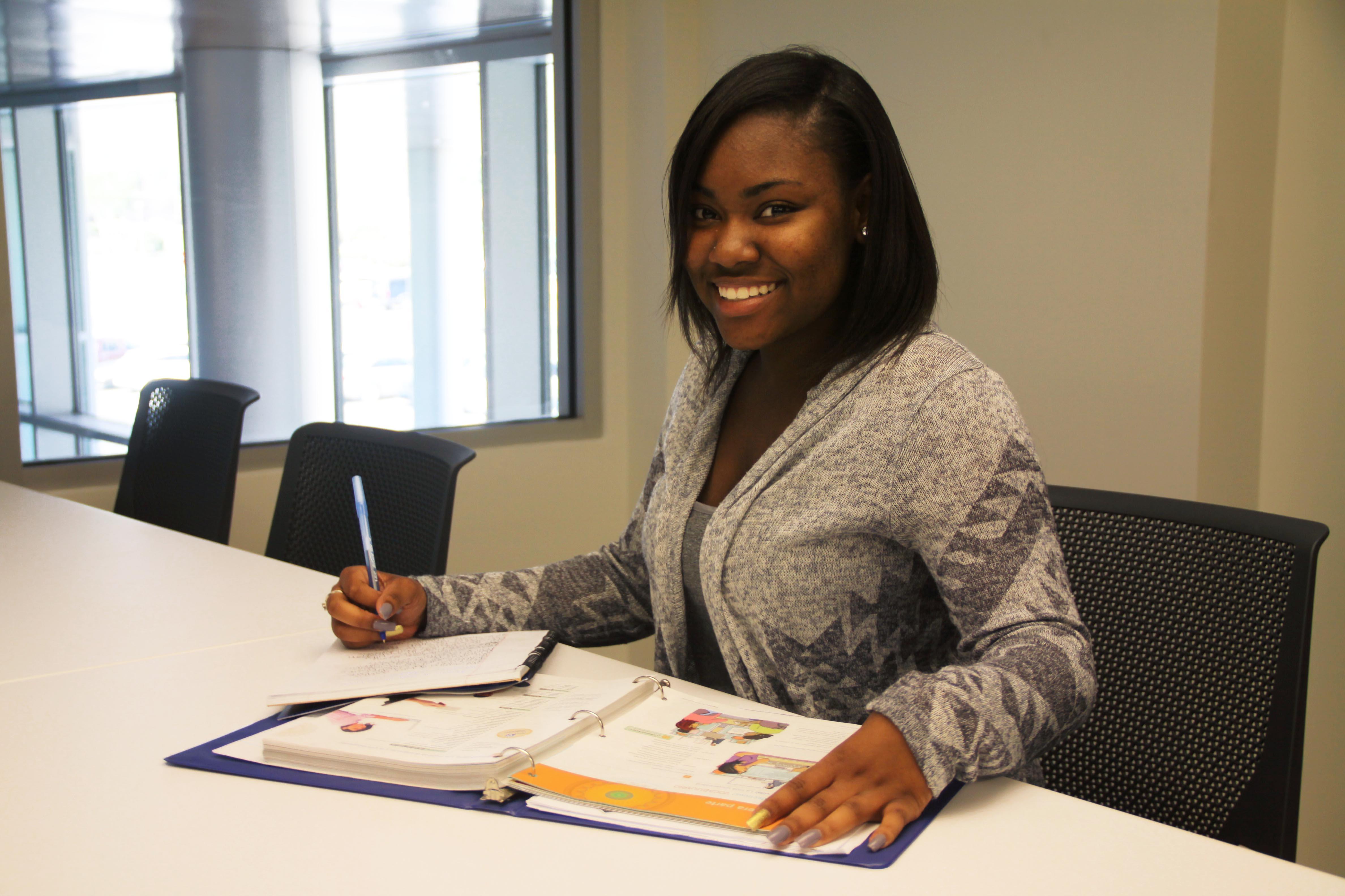 UA-PTC Student